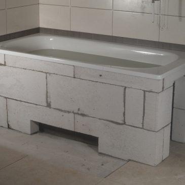 Установка и монтаж ванны в Бресте
