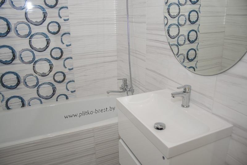 Ремонт ванной в Бресте 1